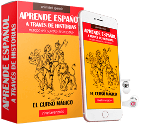 cover of el curso magico - unlimited spanish