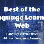 Best of the Language Learning Web – 15 Great Links from August 2018