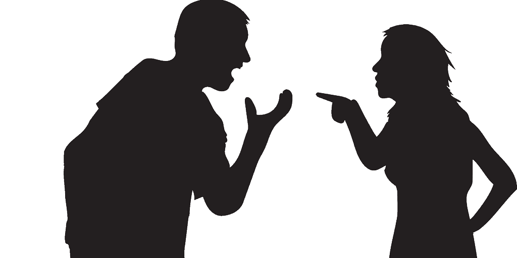 how to deal with difficult people in a foreign language.